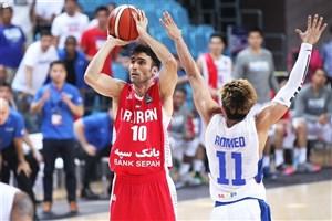 آفاق در جمع برترین شوتیستهای تاریخ بسکتبال کاپ آسیا