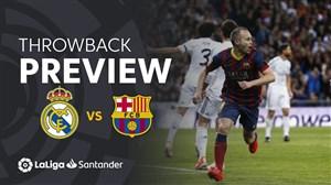 دیدار خاطره انگیز رئال مادرید 3 - بارسلونا 4 (15-2014)