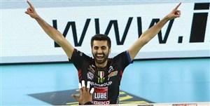غفور: سال 98 برای والیبال ایران خوب بود
