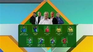انتخاب برترین مهاجمان لیگ برتر توسط هیئت کارشناس