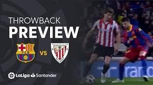 دیدار خاطرهانگیز بارسلونا 2 - اتلتیک بیلبائو 1 (2010/11)