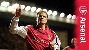 5 گل برتر دنیس برکمپ در لیگ برتر جزیره