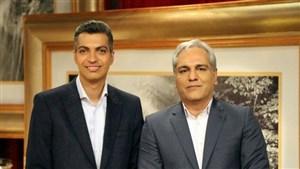 گفتگوی مهران مدیری با عادل فردوسی پور در برنامه دور همی