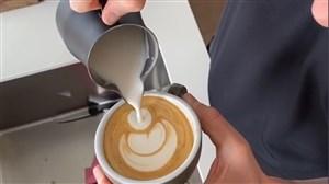 مهارت های ترشتگن در ساخت قهوه در دوران قرنطینه خانگی
