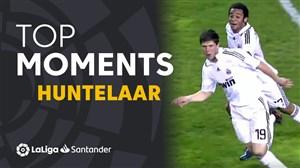 برترین لحظات یان هونتلار در رئال مادرید