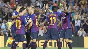 چرا بارسلونا مخالف نیمه تمام ماندن لالیگاست؟