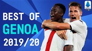 بهترین گلهای جنوا در فصل 2019/20 سری آ ایتالیا