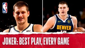 برترین حرکات نیکولا جوکیچ در لیگ حرفهای بسکتبال NBA