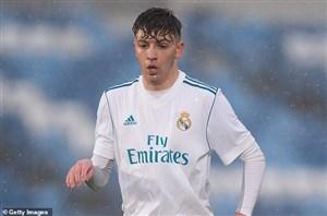 آرسنال به دنبال جذب پدیده 19ساله رئال مادرید