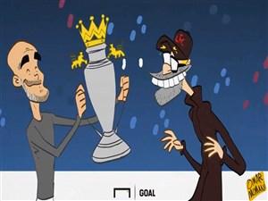 انیمیشن جالب عمر مومنی از رویای قهرمان کلوپ