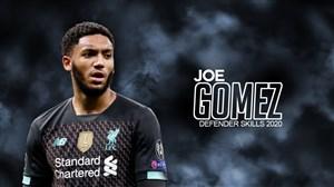 برترین لحظات جو گومز مدافع تیم لیورپول در فصل 2019/20