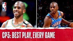 برترین حرکات کریس پاول در لیگ حرفهای بسکتبال NBA