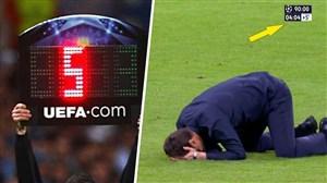 گلهای لحظه آخری و دراماتیک در تاریخ فوتبال