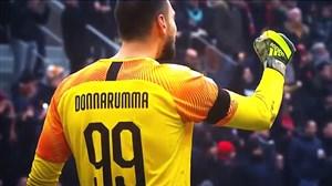 برترین سیوهای جان لوئیجی دوناروما در فصل 2019/20