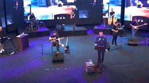اجرای آهنگ پیلوت سینا سرلک در سایت آنتن
