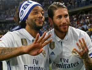 تاثیرهای راموس و مارسلو بر موفقیتهای رئال مادرید