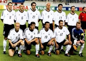 دیدار خاطره انگیز آلمان - آمریکا جام جهانی 2002