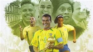 خلاصه ای از بازی های برزیل در جام جهانی 2002