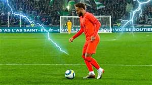 هنر دریبل در فوتبال مدرن