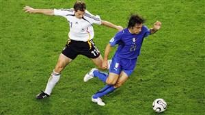 ایتالیا - آلمان؛ جام جهانی 2006 با گزارش عادل فردوسی پور