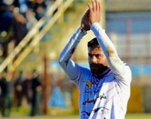 خداحافظی حلافی از فوتبال ایران