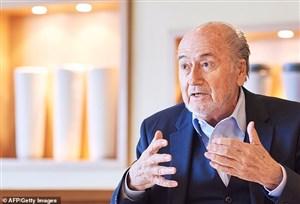 کاش در جام جهانی 2018 رئیس فیفا بودم