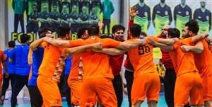 اتمام لیگ برتر هندبال با قهرمانی مس کرمان