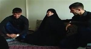 گزارش جذاب میثاقی و برنامه نود از زندگی برادران محمدی