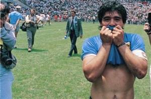 ۳۴ سال پیش در چنین روزی گل تاریخی مارادونا به انگلیس