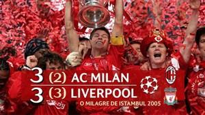 فینال لیگ قهرمانان اروپا 2005 و قهرمانی لیورپول