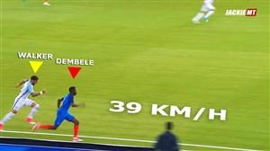 سریعترین استارت های بازیکنان جهان