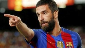 پایان رسمی کار ستاره ترکیه ای در بارسلونا