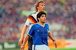 نوستالژی; بازی آلمان - آرژانتین در 1990
