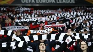 موفقیت ، پاداش صبوری هواداران فرانکفورت