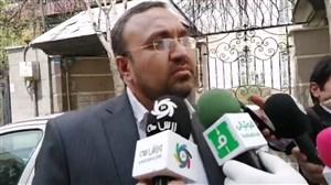 توضیحات حلاجی در خصوص جلسه کمیته استیناف