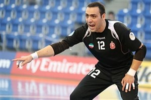 گفتگوی تصویری با سپهر محمدی دروازهبان تیم ملی فوتسال