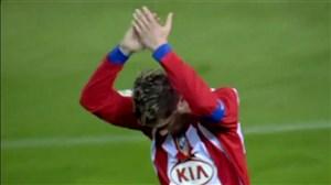 عملکرد فرناندو تورس مقابل رئال مادرید (2006/07)