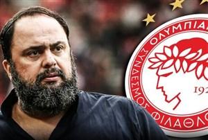 شوک تبانی در فوتبال یونان؛ المپیاکوس در آستانه سقوط
