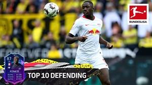 10 بازیکن برتر بوندسلیگا با قدرت دفاع بالا در فیفا 20