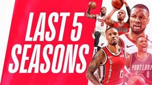 برترین لحظات لیلارد در لیگ حرفهای بسکتبال NBA