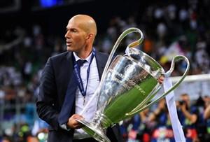 5 بازی جذاب در کارنامه سرمربیگری زیدان در رئال مادرید