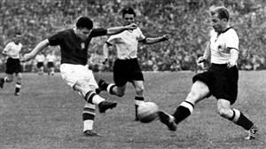 جام جهانی 1954 سوئیس به روایت تصویر
