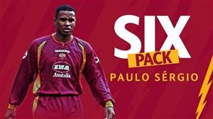 6 گل برتر پائولو سرجیو در آ اس رم