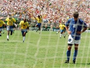 برزیل - ایتالیا; فینال جام جهانی 94 (پنالتی جهنمی روبرتو باجو)