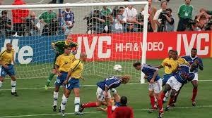 فینال خاطره انگیز جام جهانی 1998 فرانسه