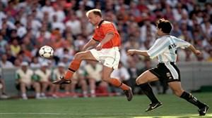 بازی کلاسیک ؛ آرژانتین - هلند 1998