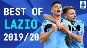 درخشش تیم لاتزیو در فصل 2019/20 سریآ ایتالیا