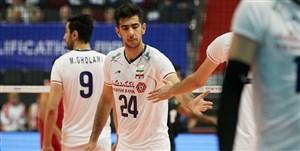 تمجید فدراسیون جهانی والیبال ایران از کریمی