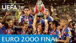 بازی خاطره انگیز فرانسه - ایتالیا ( یورو 2000 )