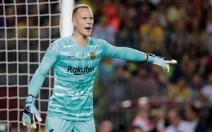 برترین سیوهای ترشتگن در لیگ قهرمانان اروپا